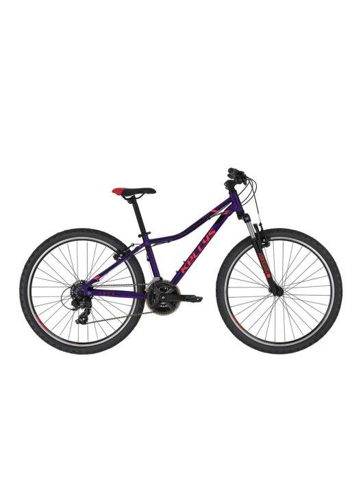 Kellys Naga 70 Purple 26 gyermek MTB kerékpár 13.5 (2020)