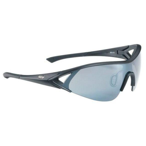 BBB Impact BSG-32 3201 cserélhető lencsés kerékpáros szemüveg matt fekete -  Golyán kerékpár szaküzlet - szerviz - webshop 9263870097