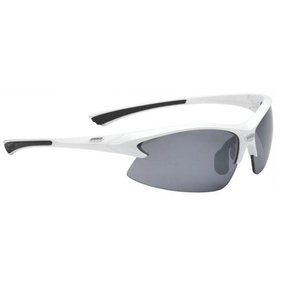 BBB Impulse BSG-38 3807 cserélhető lencsés kerékpáros szemüveg fehér -  Golyán kerékpár szaküzlet - szerviz - webshop 536e3566a1