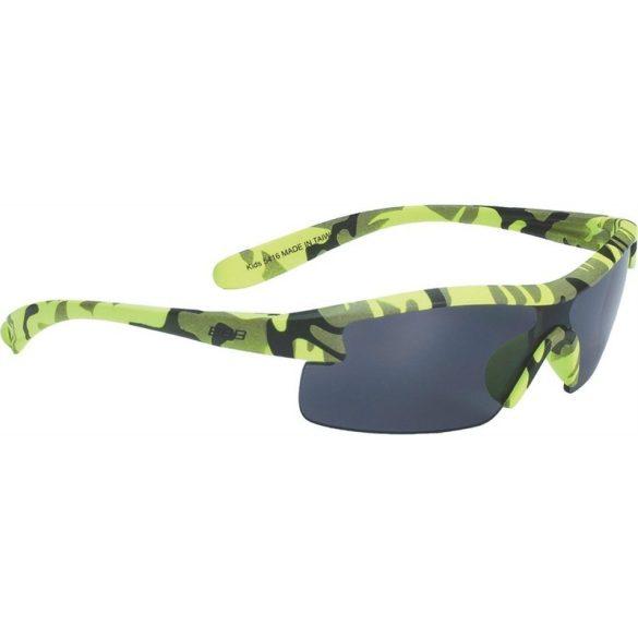 BBB Kids BSG-54 5415 neon terepmintás fix lencsés gyermek kerékpáros  szemüveg - Golyán kerékpár szaküzlet - szerviz - webshop 53a4304fbc