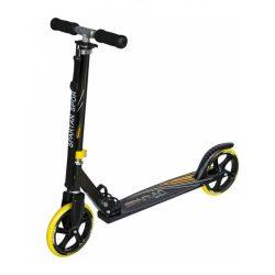 Spartan Sport Jumbo X205 fekete-narancs összecsukható roller
