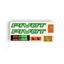 Kerekpar-matrica-17x35cm-Pivot-zold-piros
