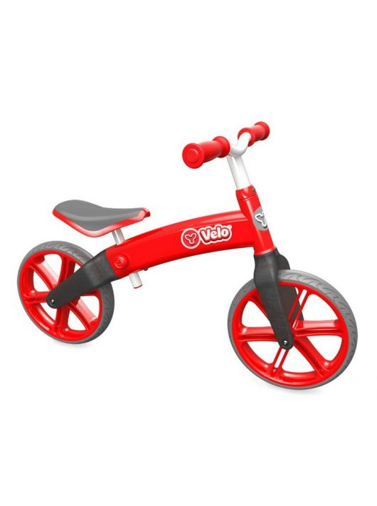 YBike-YVelo-futobicikli-piros