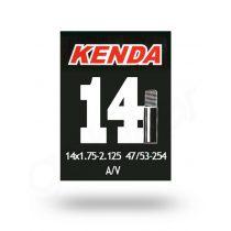 Kenda-14x1-75-2-125-47-53-254-AV-auto-szelepes-kerekpar-gumitomlo