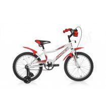 Hauser Puma 18 fehér BMX gyermek kerékpár