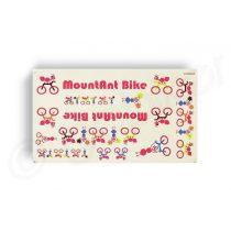 Kerekpar-matrica-20x35cm-MountAnt-Bike-pink