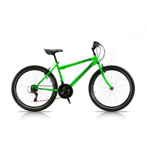 Trans Montana 1.0 26 MTB férfi kerékpár zöld-fekete 17 (2018)