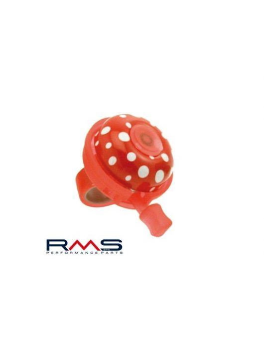 RMS-piros-pottyos-kerekpar-csengo-50mm