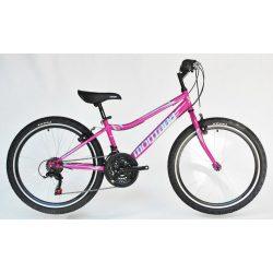 Trans Montana Junior 24 MTB gyermek kerékpár lila-kék '18