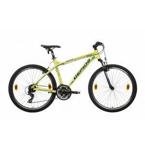 Gepida Mundo 26 (2016) férfi MTB kerékpár sárga 19