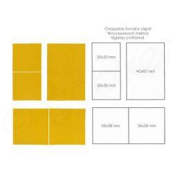 2NET-fenyvisszavero-kerekpar-matrica-teglalap-profilokkal-sarga
