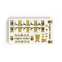 Kerekpar-matrica-20x35cm-Night-Rider-fenyvisszaveros