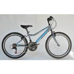 Trans Montana Junior 24 MTB gyermek kerékpár matt szürke-kék '18