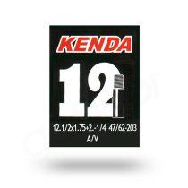 Kenda-12-1-2x1-75x2-1-4-47-62-203-AV-auto-szelepes-kerekpar-gumitomlo