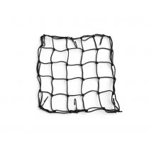 Velotech csomagtartó-kosárháló fekete