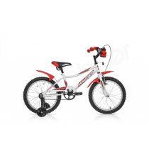 Hauser Puma 16 fehér BMX gyermek kerékpár
