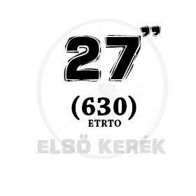 27 coll első kerék (630)