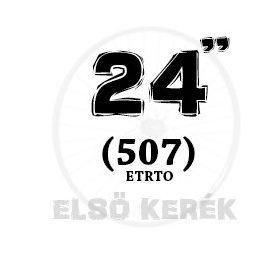 24 coll első kerék (507)