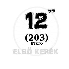 12 coll első kerék (203)