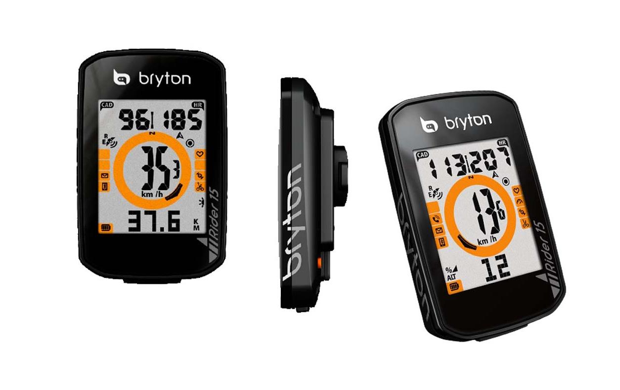 Megérkezett hozzánk is a Bryton legújabb GPS computere a Rider 15